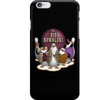 The Big Kowalski iPhone Case/Skin