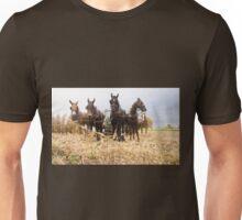 Work horses Unisex T-Shirt