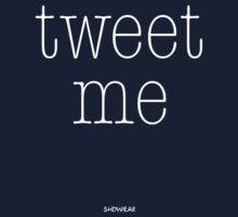 Tweet me One Piece - Short Sleeve