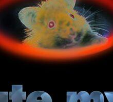 Satan's Hamster Sticker