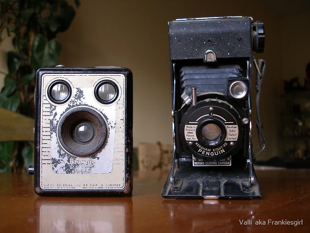 Old Cameras by Valli  aka Frankiesgirl