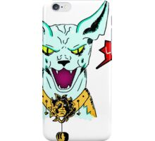Lying Cat iPhone Case/Skin