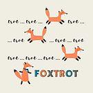 Foxtrot by Natalie Kinnear