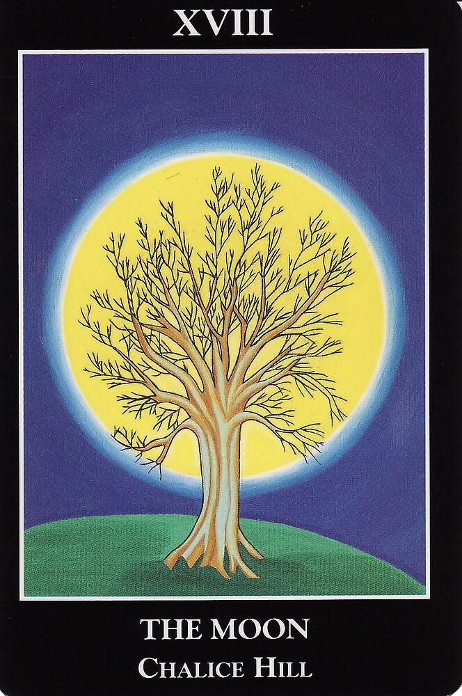 The Moon by Lisa Tenzin-Dolma