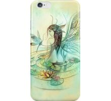 """THE AQUARIUS"" - Protective Angel for Zodiac Sign iPhone Case/Skin"