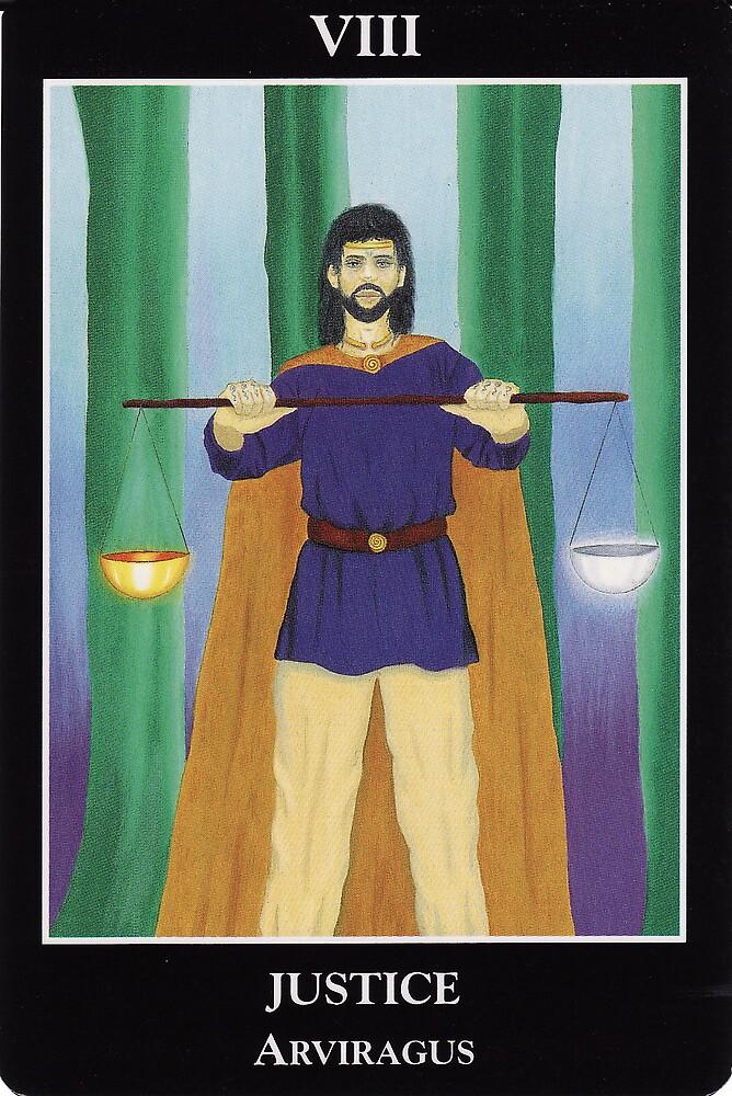 Justice by Lisa Tenzin-Dolma