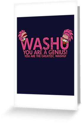 You're a genius, Washu!  by EpcotServo