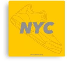 NYC / Smile Design 2014 Canvas Print