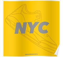 NYC / Smile Design 2014 Poster