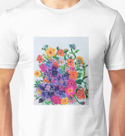 Full Heart's Thanks Unisex T-Shirt