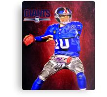 NFL New York Giants Metal Print