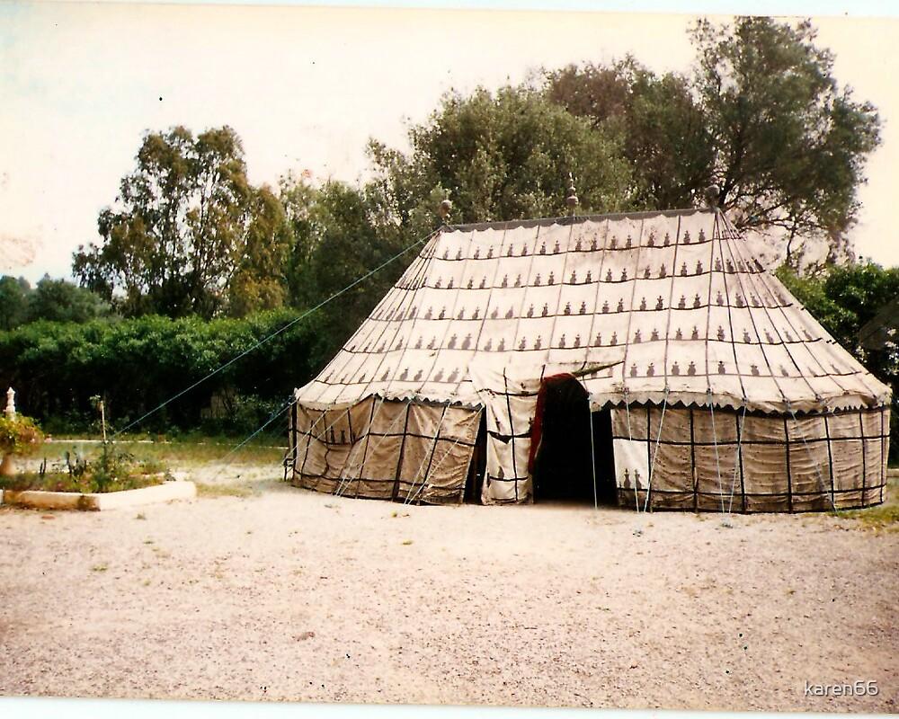 African Hut by karen66