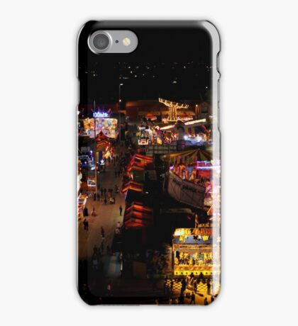 The City of Blinding Lights iPhone Case/Skin