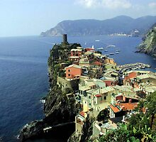 Vernazza by LizzyM