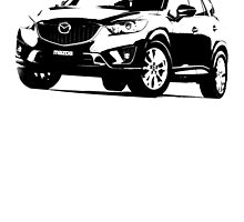 Mazda CX-5 2013 by garts
