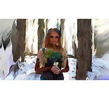 Irisa From Flashback Photographic Print