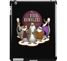 The Big Kowalski iPad Case/Skin