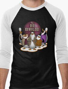 The Big Kowalski Men's Baseball ¾ T-Shirt