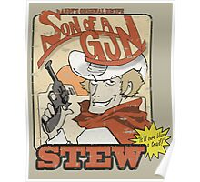 Andy's Son Of A Gun Stew Poster