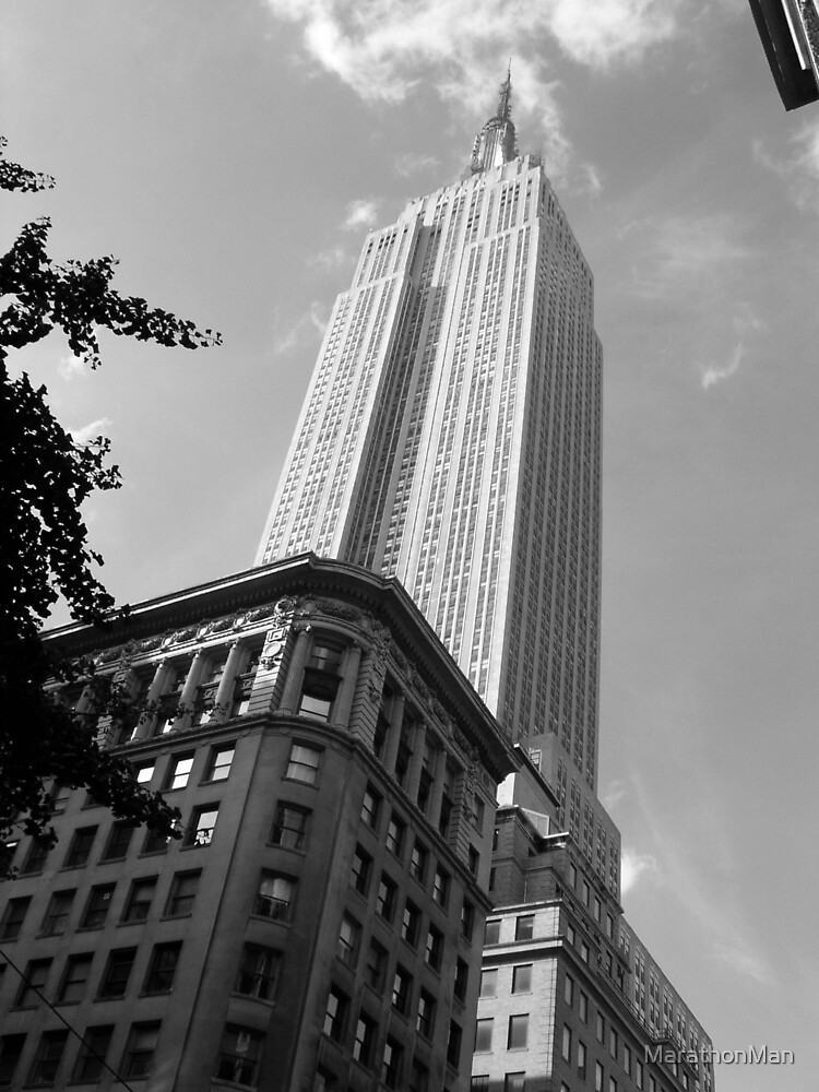 Empire State Building by MarathonMan