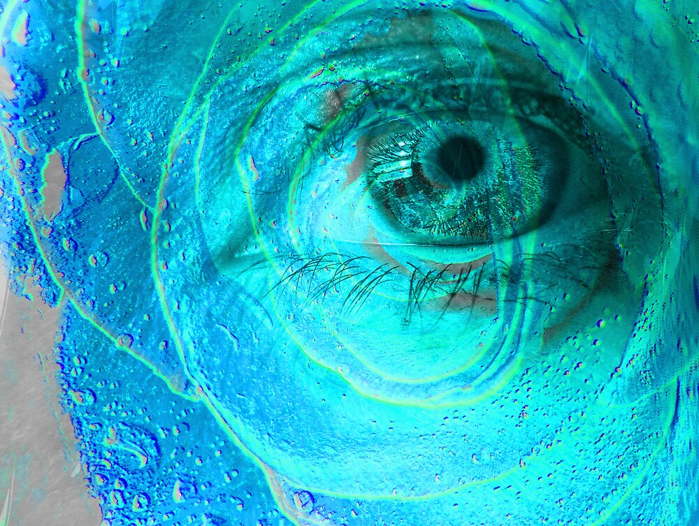 Eye see Roses by Susan Zohn
