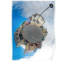 Kilcar Main Street - Sky Out Poster