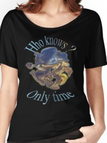 Only Time-  Abstract 139-art+Product Design Women's Relaxed Fit T-Shirt