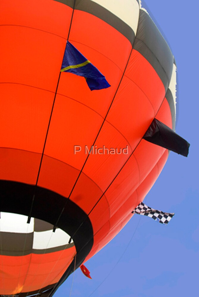 balloon by P Michaud