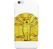 Dog Vinci  iPhone Case/Skin