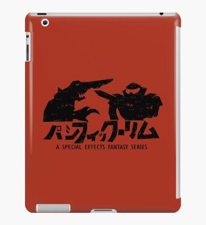 Ultra Jaeger iPad Case/Skin