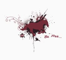 Be Free... by DesignbySolo