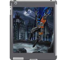 Azrael as the Azbat iPad Case/Skin