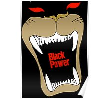 Black Panther-Black Power Poster