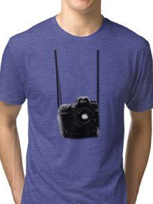 Camera shirt 2 - for Nikon users Tri-blend T-Shirt