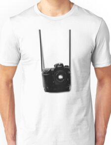 Camera shirt 2 - for Nikon users Unisex T-Shirt