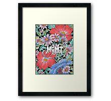 MGMT Framed Print