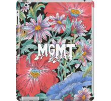 MGMT iPad Case/Skin