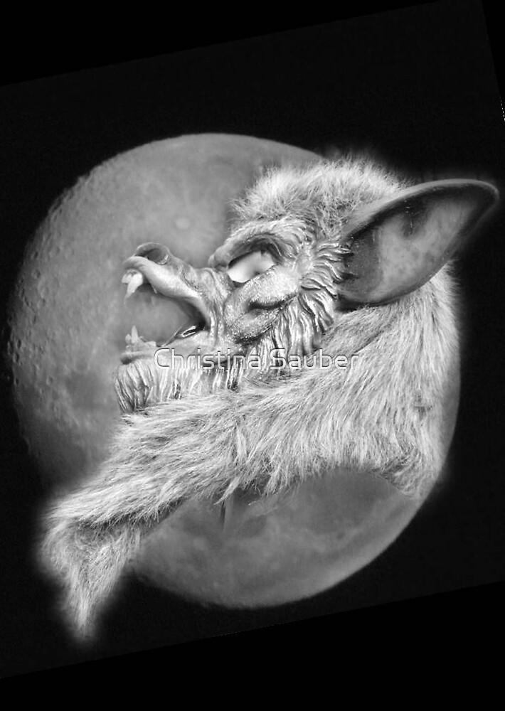 Jeffrey the Wolfboy by Christina Sauber