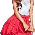 Ariana Grande by bubbleteanouis