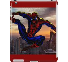City Web Slinging iPad Case/Skin