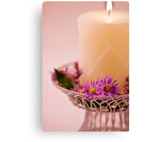 Softly Aglow Canvas Print