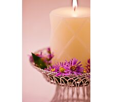 Softly Aglow Photographic Print