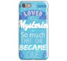 Mystery of Margo iPhone Case/Skin