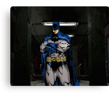 Batman The Dark Knight Canvas Print