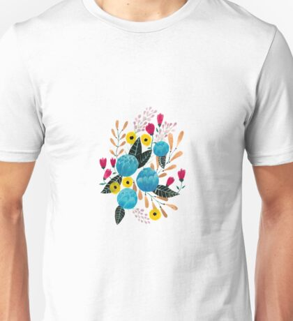 Baby Blue Pions Unisex T-Shirt