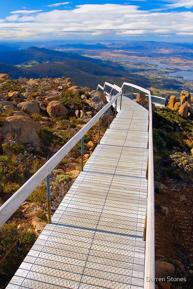Mount Wellington - Hobart by Darren Stones
