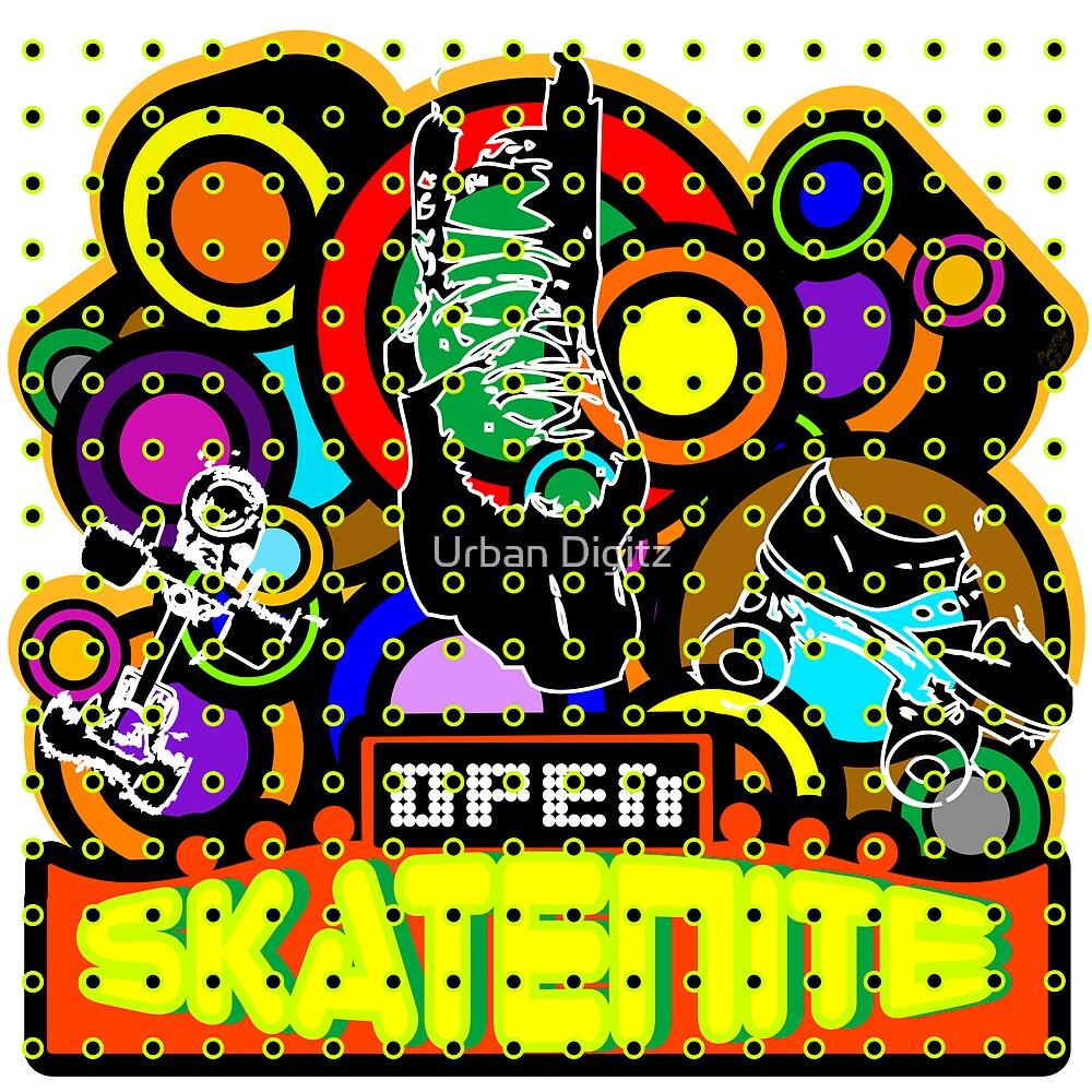 SkateNite by Urban Digitz