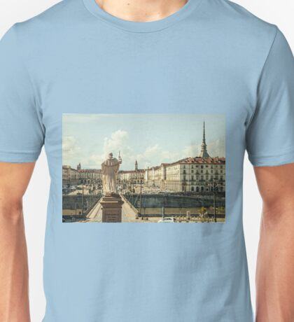 Piazza Vittorio Italy Unisex T-Shirt