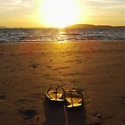 Railay Sunset by salsbells69