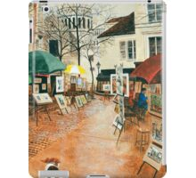 Montmartre Paris iPad Case/Skin